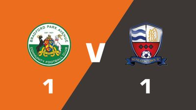 Highlights: Bradford Park Avenue vs Nuneaton Town