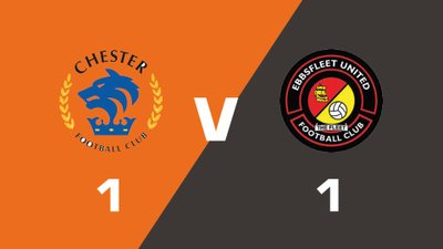 Highlights: Chester vs Ebbsfleet United
