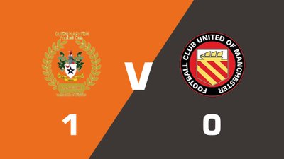 Highlights: Curzon Ashton vs FC United Of Manchester