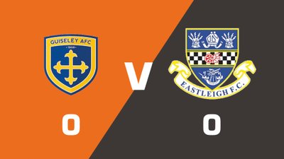 Highlights: Guiseley vs Eastleigh