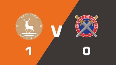 Highlights: Hartlepool United vs Dagenham and Redbridge