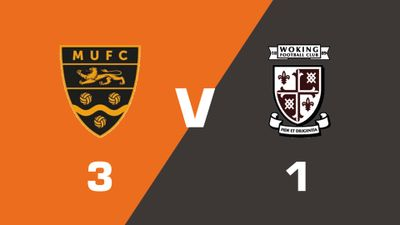 Highlights: Maidstone United vs Woking