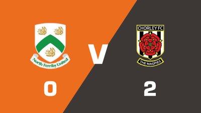 Highlights: North Ferriby United vs Chorley