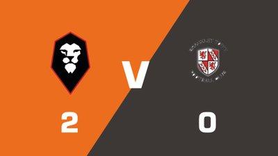 Highlights: Salford City vs Brackley Town