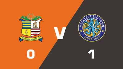 Highlights: Solihull Moors vs Macclesfield Town