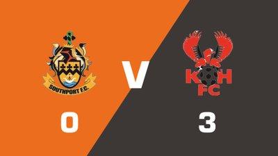 Highlights: Southport vs Kidderminster Harriers