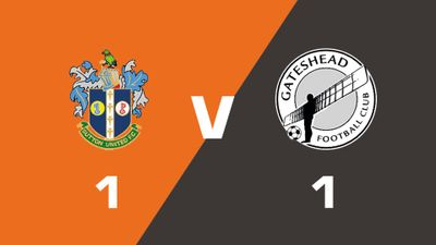 Highlights: Sutton United vs Gateshead
