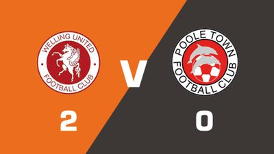 Highlights: Welling United vs Poole Town