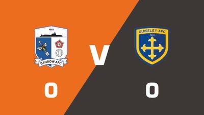 Highlights: Barrow vs Guiseley
