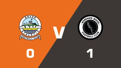 Highlights: Dover Athletic vs Boreham Wood