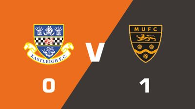 Highlights: Eastleigh vs Maidstone United