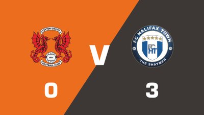 Highlights: Leyton Orient vs FC Halifax Town