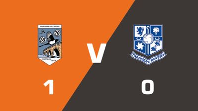 Highlights: Maidenhead United vs Tranmere Rovers