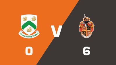 Highlights: North Ferriby United vs Spennymoor Town