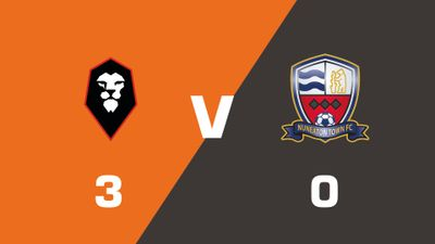 Highlights: Salford City vs Nuneaton Town