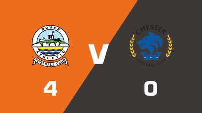 Highlights: Dover Athletic vs Chester