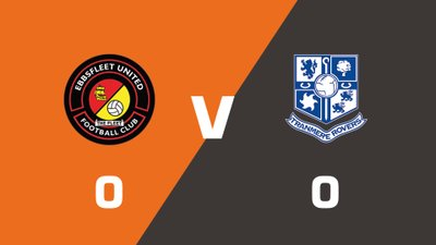 Highlights: Ebbsfleet United vs Tranmere Rovers