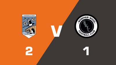 Highlights: Maidenhead United vs Boreham Wood