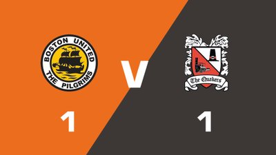 Highlights: Boston United vs Darlington