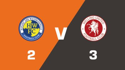 Highlights: Havant & Waterlooville vs Welling United