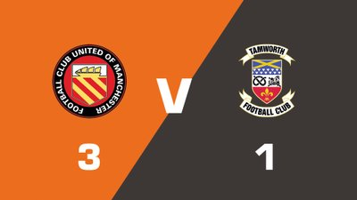 Highlights: FC United Of Manchester vs Tamworth