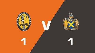 Highlights: East Thurrock United vs St. Albans City