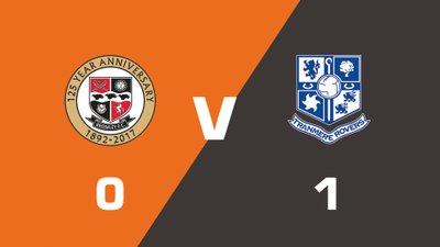 Highlights: Bromley vs Tranmere Rovers