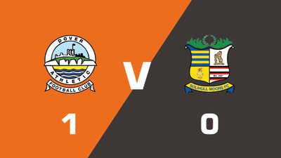 Highlights: Dover Athletic vs Solihull Moors