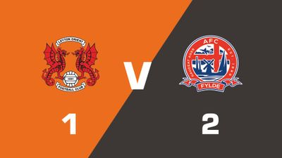 Highlights: Leyton Orient vs AFC Fylde