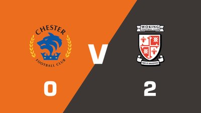 Highlights: Chester vs Woking