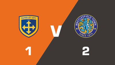 Highlights: Guiseley vs Macclesfield Town
