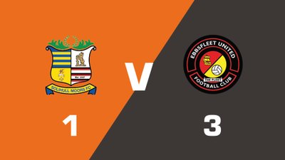 Highlights: Solihull Moors vs Ebbsfleet United