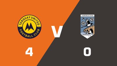 Highlights: Torquay United vs Maidenhead United