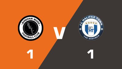 Highlights: Boreham Wood vs FC Halifax Town