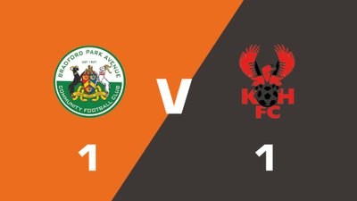 Highlights: Bradford Park Avenue vs Kidderminster Harriers
