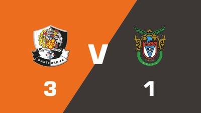 Highlights: Dartford vs Bognor Regis Town