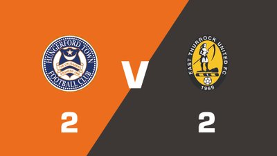 Highlights: Hungerford Town FC vs East Thurrock United