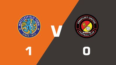 Highlights: Macclesfield Town vs Ebbsfleet United