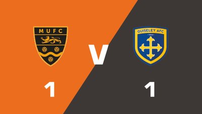Highlights: Maidstone United vs Guiseley