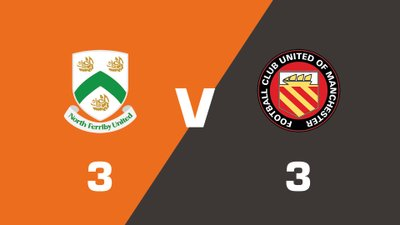 Highlights: North Ferriby United vs FC United Of Manchester