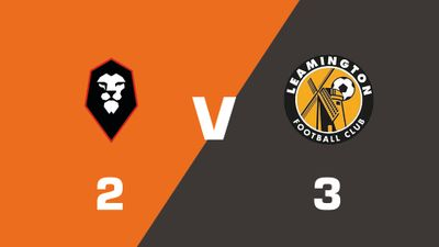 Highlights: Salford City vs Leamington