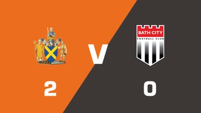 Highlights: St. Albans City vs Bath City