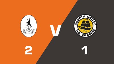 Highlights: AFC Telford United vs Boston United