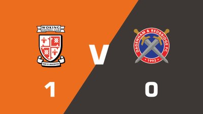 Highlights: Woking vs Dagenham and Redbridge