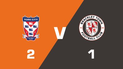 Highlights: York City vs Brackley Town
