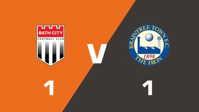 Highlights: Bath City vs Braintree Town