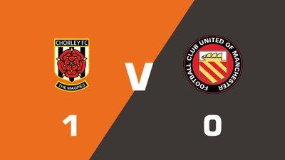 Highlights: Chorley vs FC United Of Manchester