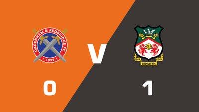 Highlights: Dagenham and Redbridge vs Wrexham