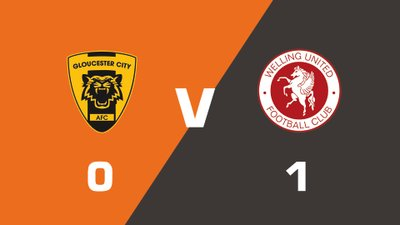Highlights: Gloucester City vs Welling United