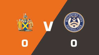 Highlights: St. Albans City vs Hungerford Town FC